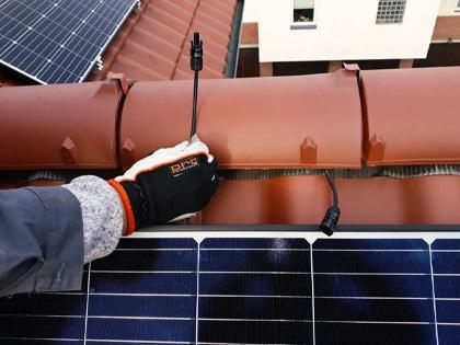 Montaż fotowoltaiki na dachu budynku